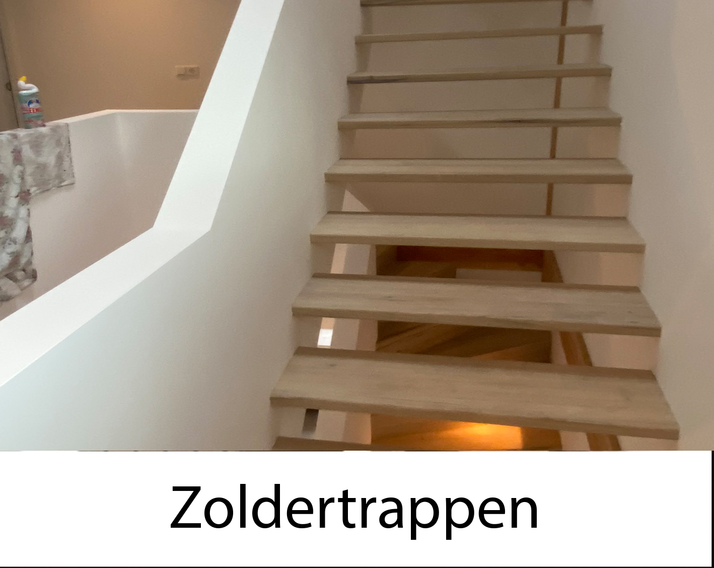 Zolder trappen